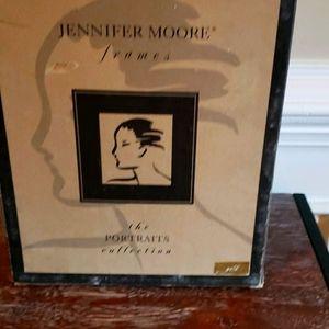 Jennifer Moore picture frame